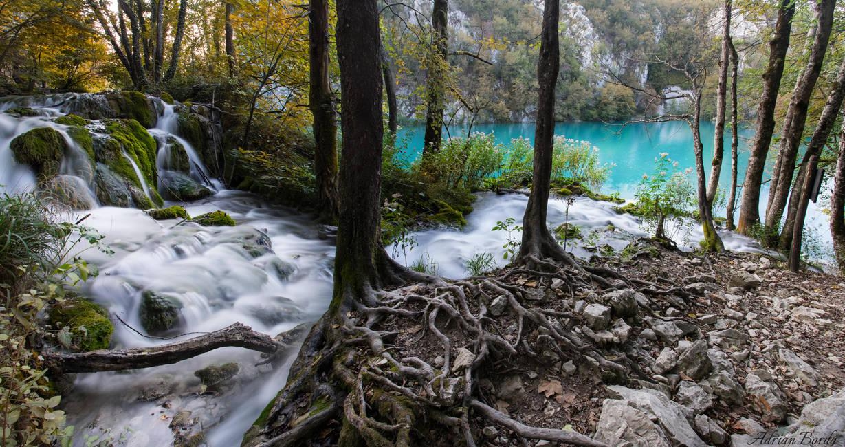 Plitvice Jezera by borda