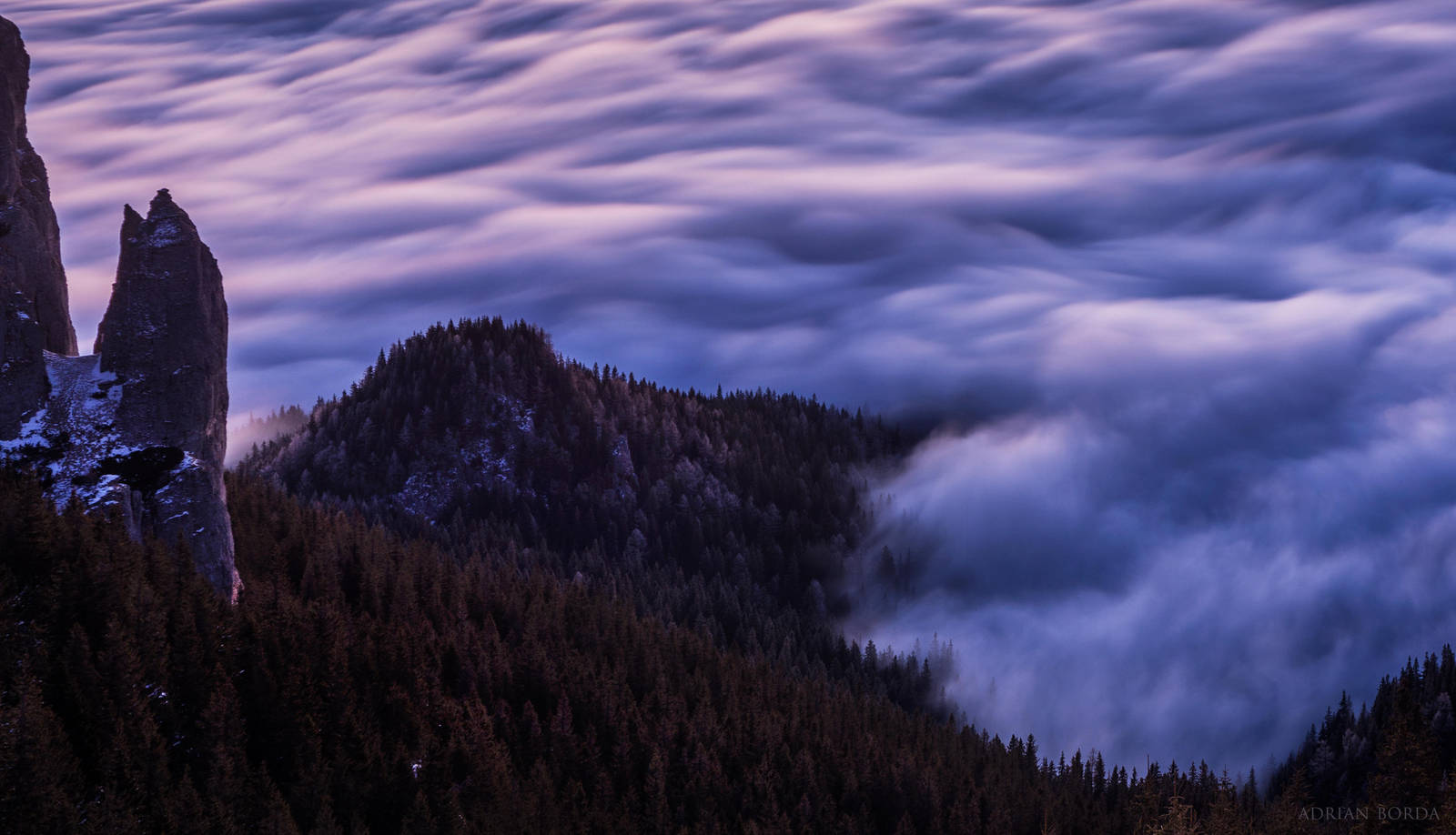 Cloud Ocean by borda