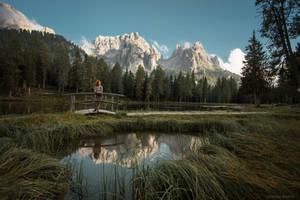 Misurina Lake by borda