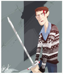 Neville Longbottom by NickSwift