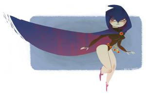 Raven by NickSwift