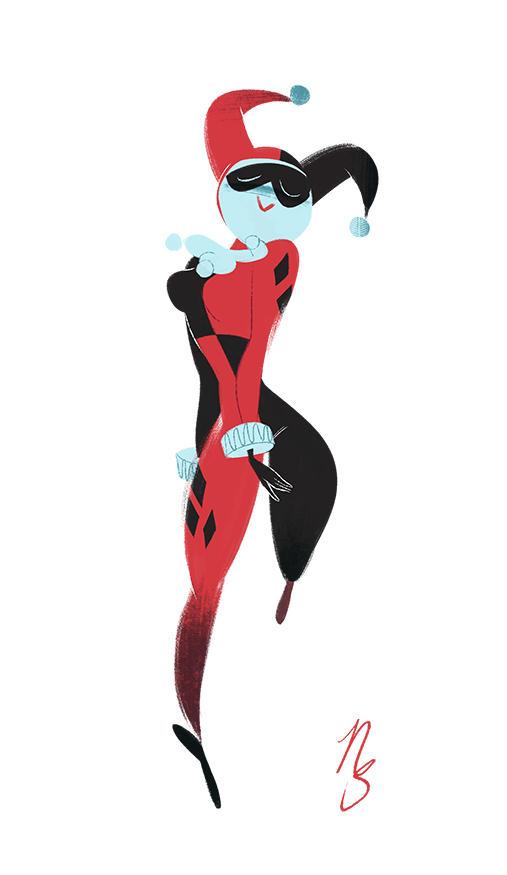 Harley Quinn 10/22 by NickSwift