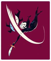 Kill the Samurai by NickSwift