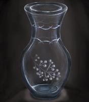 vase glass by Vladimir-Olegovych
