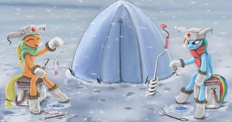 fishing by Vladimir-Olegovych