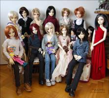 Group pic by Solkeera