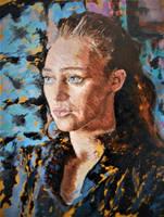 Alycia Debnam-Carey by alistark91