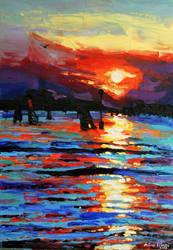 Sunset by alistark91