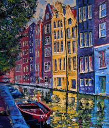 Amsterdam by alistark91