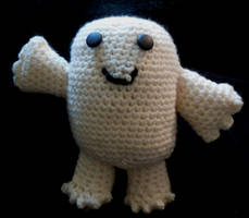 Adipose The Plushie by AGMeade