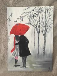 Balade en amoureux  by Mavouminibn