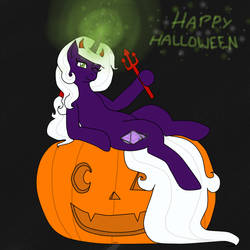 Happy Halloween by MiAQ16