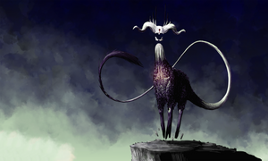 The Beast by francisPapillon