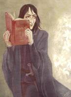 Snape by ZarKir