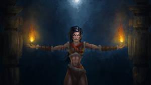 The Flames Still Burn by JoshuaNel