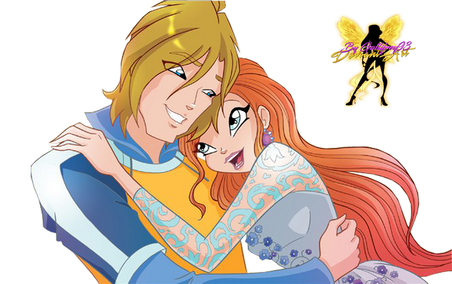 World Of Winx Sky And Bloom Png By Gallifrey93 On DeviantArt