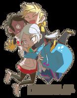 Pokemon Go Leaders by yamcat