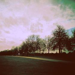 Dreamy Run by dyspeptic