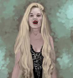 Vampire by kahla