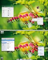 Mac Vs Win7 by DijaySazon
