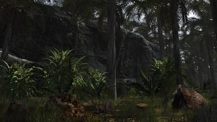 Deep In The Jungle by DannyGordon20