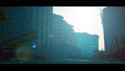 Abondoned City by DannyGordon20