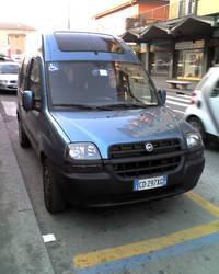 Fiat Doblo by Davi80