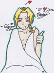 Edward Elric :) by Keeper-of-Time2013