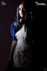 Alice Liddell - Alice Madness Returns by H4ruH1m3