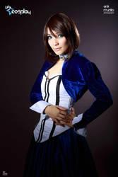 Elizabeth - Bioshock Infinite by H4ruH1m3
