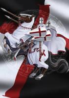 Templar Seal - Jack Farrell by Jangelles