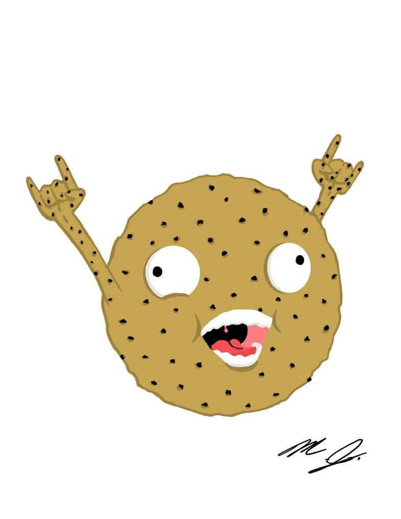 Draw Off 22 Cookies By Gearbluesrevolver On Deviantart