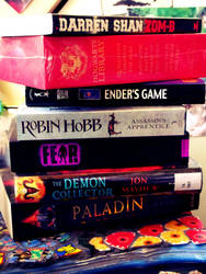BOOKS TO READ by MerlinLemon