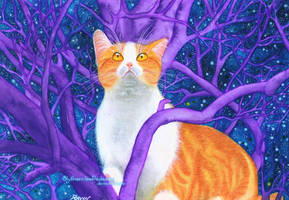 Mystery Kitty #3: Innocent Vision (Lighter v.2) by SlytherclawPadawan