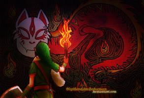 The Legend of Kabuto by SlytherclawPadawan