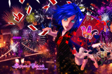 Master Magician by SlytherclawPadawan