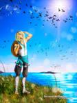 Bring Me the Horizon by SlytherclawPadawan