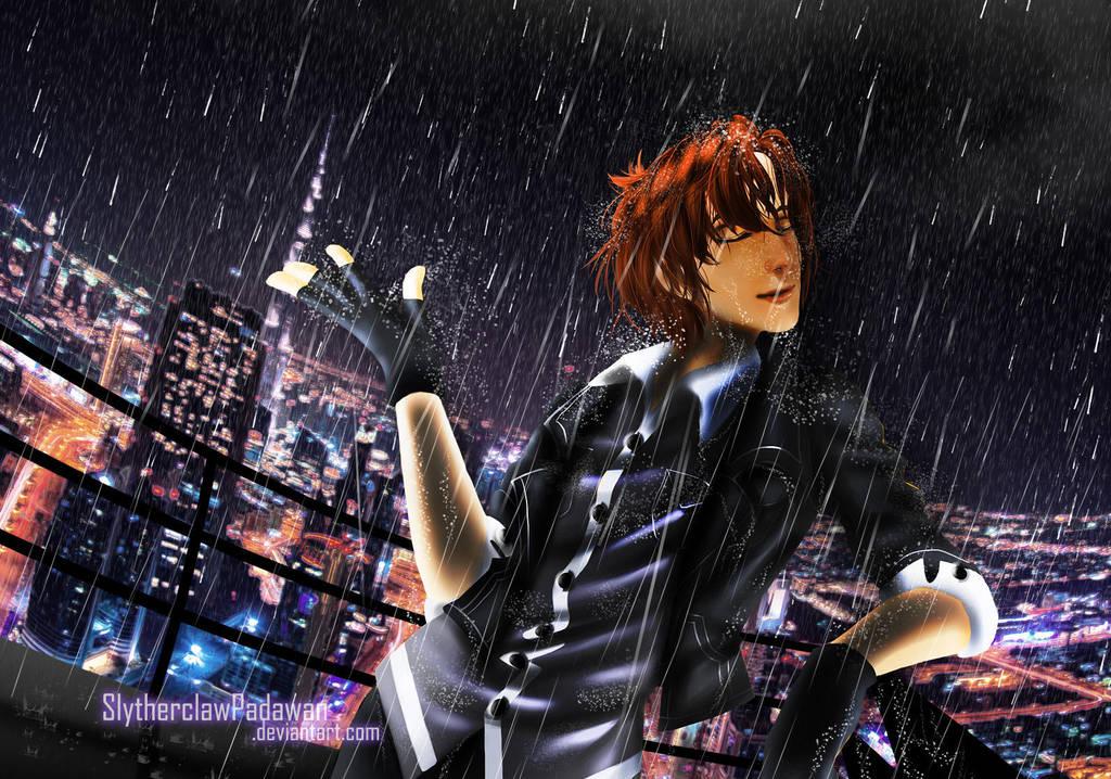 Music of the Rain by SlytherclawPadawan