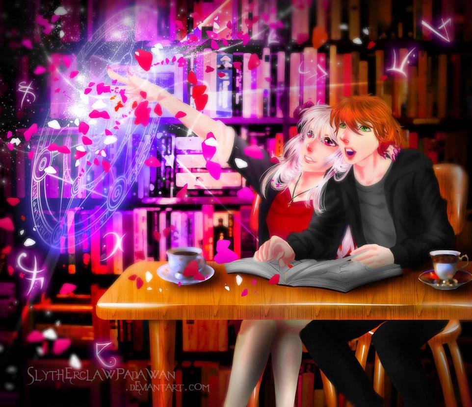 Magic for Dummies by SlytherclawPadawan