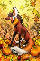 Fun with Pumpkins v.3 Sunny Afternoon by SlytherclawPadawan