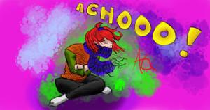 Achoo! by NinjaObsessed