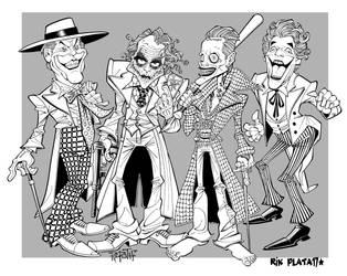 THE JOKERS by ricplata