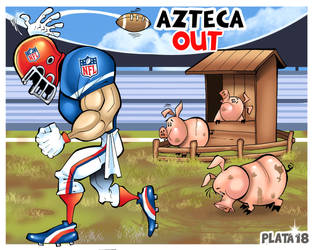 SIN NFL by ricplata