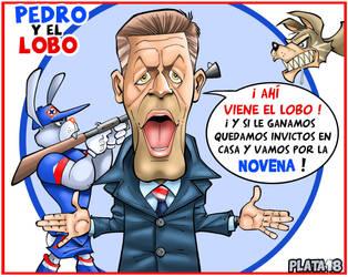 PEDRO Y EL LOBO by ricplata