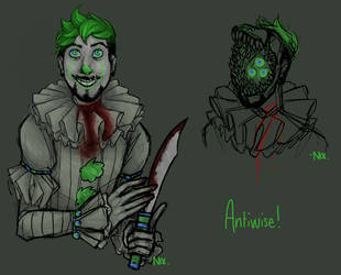 Antiwise by stephsin2kh