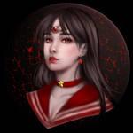 Sailor Mars by leimondeu