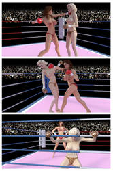 Betty vs Liz 6 by This-Cat-Has-Claws