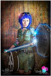 Ramona Flowers by Doubtful-Della
