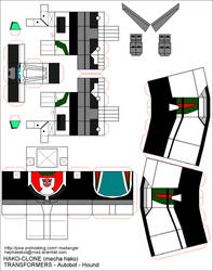 hako clone wheeljack animated by minibot-gears