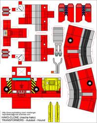 hako clone hoist diaclone by minibot-gears